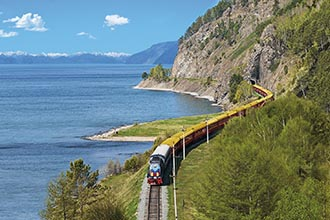 Photo of Trans-Siberian Railway ~ Mongolia to Moscow