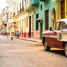 Photo of Colonial Cuba