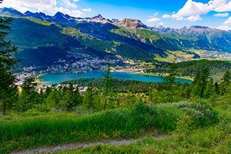 Photo of Swiss Alps & Italian Lakes