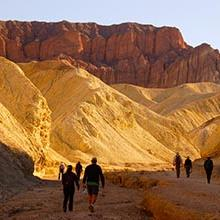 Photo of Death Valley Hiking Tour with MSU Host Tim Potter