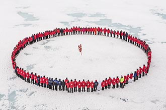 Photo of North Pole ~ Top of the World