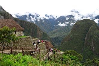 Photo of Peru's Inca Trail for Young Alumni