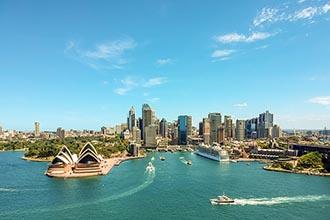 Photo of Tasman Tapestry ~ Auckland to Sydney