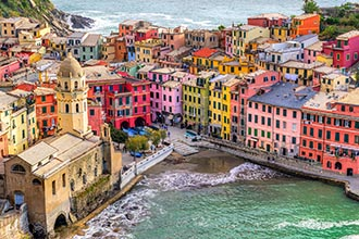 Photo of Tuscany featuring Lucca, Carrara & the Cinque Terre