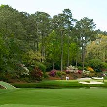 Photo of The Masters Golf Tournament Tour